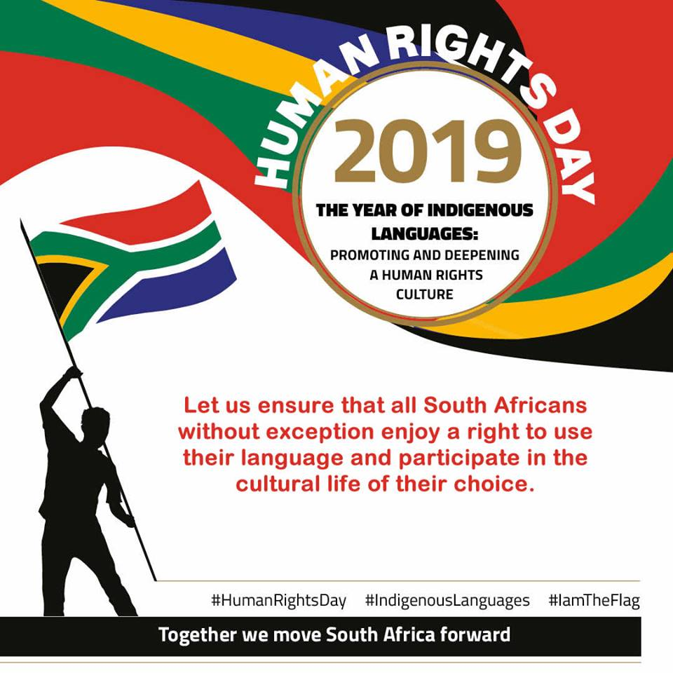 Human Rights Day Theme2 21 March 2019