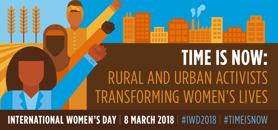 Int Womens Day 2018