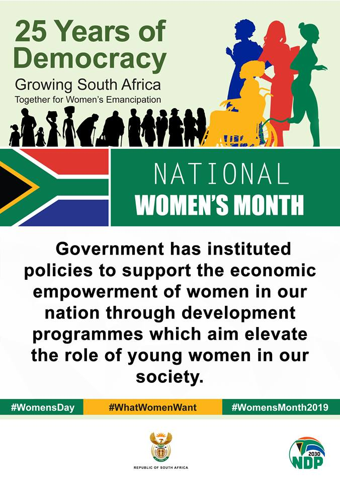Womens Month 2019